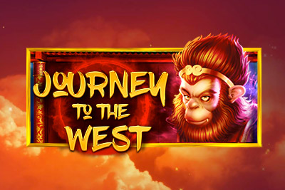 Journey To The West Mobile Slot Logo