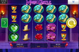 Magic Castle Mobile Slot Machine