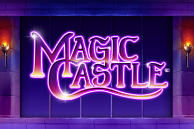 Magic Castle Mobile Slot Logo