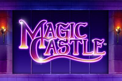 Magic Castle Mobile Slot Logo