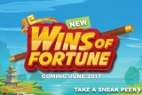 New Quickspin Mobile Slot Wins of Fortune June 2017