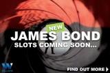 New WMS James Bond 007 Slots Coming Soon