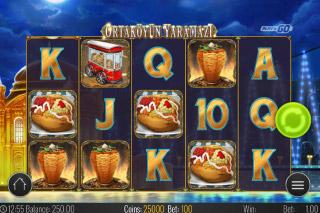 Ortakoyun Yaramazi Mobile Slot Game