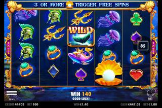 Queen of atlantis casino game