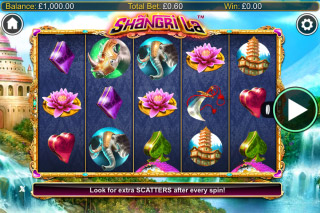 Shangri La Mobile Slot Machine