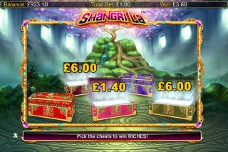 Shangri La Mobile Slot Click Me Bonus