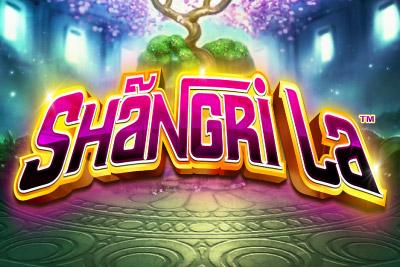 Shangri La Mobile Slot Logo