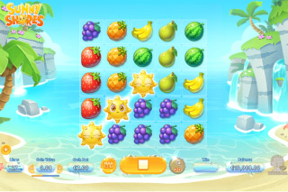 Quickspin Sunny Shores Mobile Slot Game