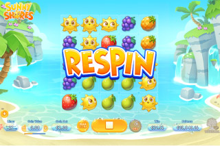 Sunny Shores Mobile Slot Free Respin