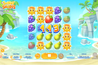 Sunny Shores Mobile Slot Wilds