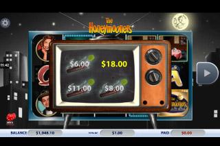 The Honeymooners Mobile Slot Bonus