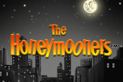 The Honeymooners Mobile Slot Logo
