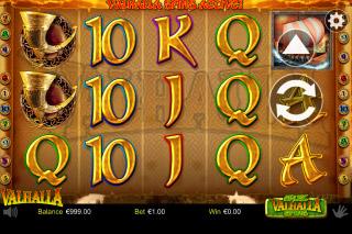 Valhalla Mobile Slot Machine