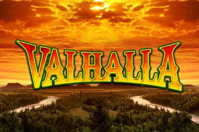 Valhalla Mobile Slot Logo