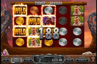 Vikings Go Berzerk Mobile Slot Free Spins Bonus