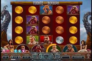 Vikings Go Berzerk Mobile Slot Machine