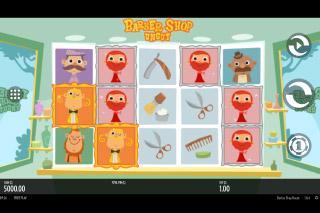 Barber Shop Uncut Mobile Slot Game