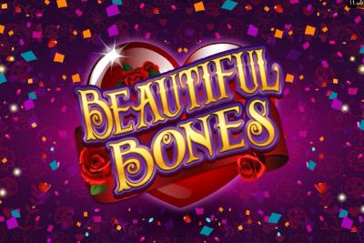 Beautiful Bones Mobile Slot Logo