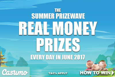 Win Real Money Prizes With No Wagering Every Day In June