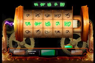 Codex Mobile Slot Bonus