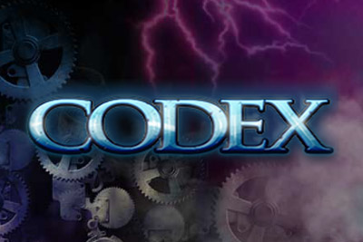 Codex Mobile Slot Logo