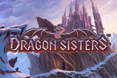 Dragon Sisters Mobile Slot Logo