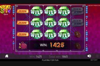 Fruit Spin Mobile Slot Free Spins