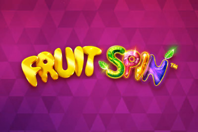 Fruit Spin Mobile Slot Logo