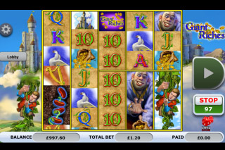 Giant Riches Mobile Slot Game