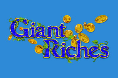 Giant Riches Mobile Slot Logo