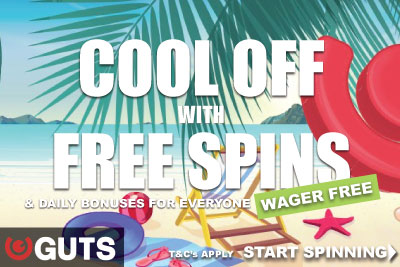 The Latest Guts Free Spins Casino Promo Gives You Even More