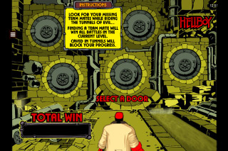 Hellboy Mobile Slot Bonus