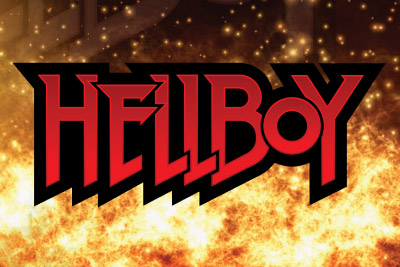Hellboy Mobile Slot Logo