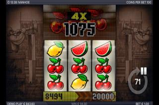 Ivanhoe Mobile Slot Bonus