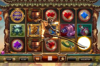 Legend of the Golden Monkey Mobile Slot Bonus