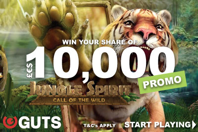 Win Your Share of 10K In The Latest NetEnt Casino Promotion