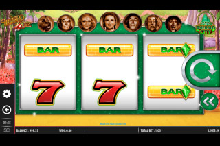 Road To Emerald City Mobile Slot Machine