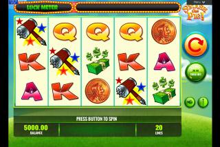 Smash The Pig Mobile Slot Machine
