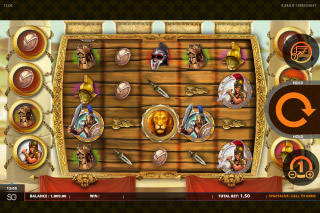 Spartacus Call To Arms Mobile Slot Game