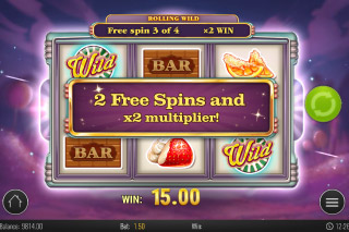 Sweet 27 Mobile Slot Free Spins With Multipliers