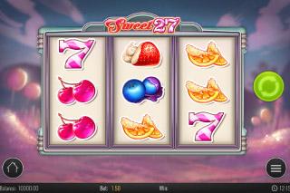 Sweet 27 Mobile Slot Machine
