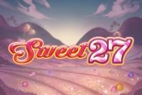Sweet 27 Mobile Slot Logo
