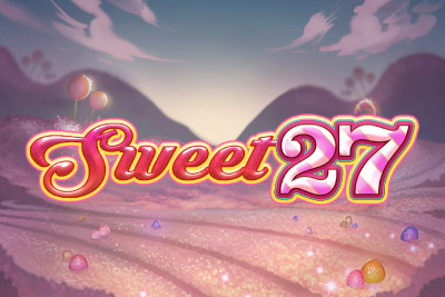 Sweet 27 Mobile Slot Logo