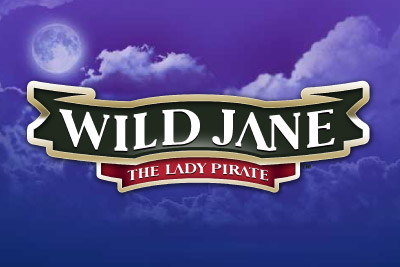 Wild Jane Mobile Slot Machine Slot Logo