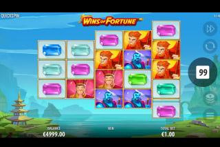 Wins Of Fortune Mobile Slot Machine