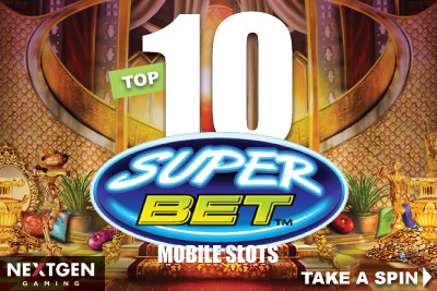 Best Nextgen Superbet Slots On Mobile