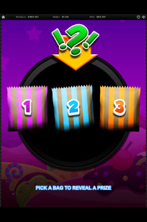 Bon Bon Bonanza Mobile Slot Bonus Game