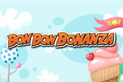 Bon Bon Bonanza Mobile Slot Logo