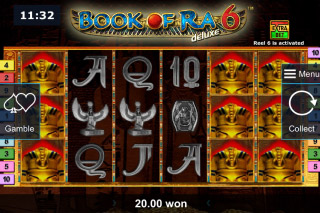 book of ra free mobile