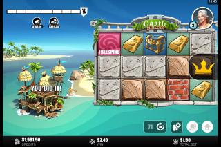 Castle Builder 2 Mobile Slot Game